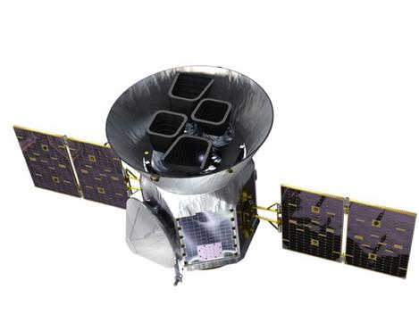 TESS, el satélite que descubrirá los Nuevos Mundos