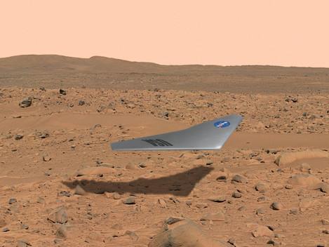 Exploradores de Marte