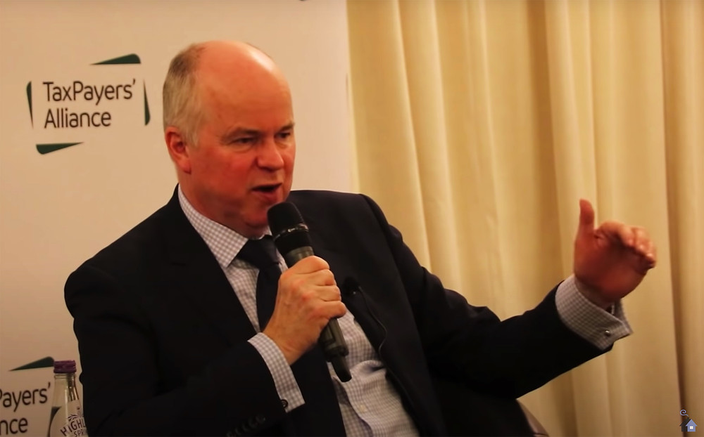 Sir Robbie Gibb, Director of Centre for Policy Studies