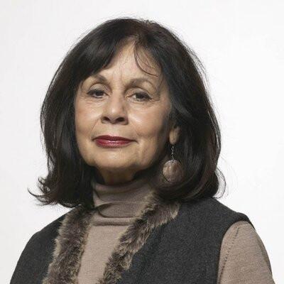 Ghada Karmi, Palestinian-born doctor, academic & writer