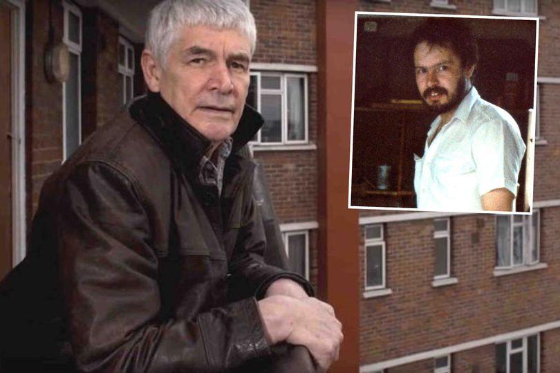 Alistair Morgan, seeking justice for 34 years
