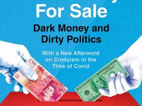 Peter Geoghegan investigates dark money and FOI requests