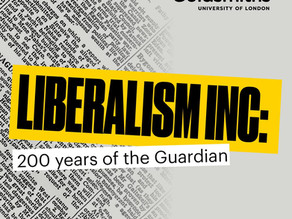 Great conference on the Guardian, but it misses a vital punch line