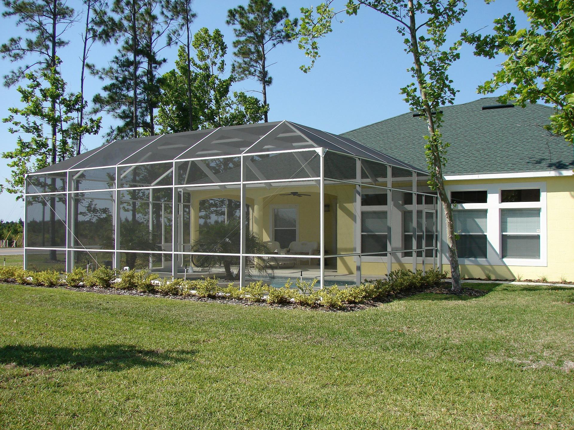 Patio Enclosures Installation
