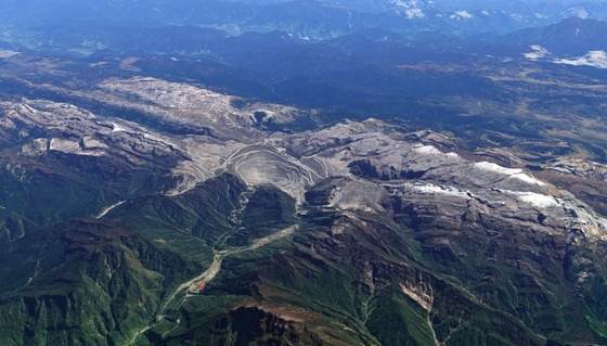 SHOWCASE COPPER MINE OF THE WEEK - GRASBERG MINE