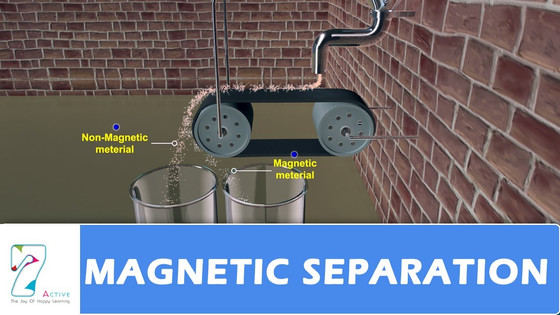 MINERAL PROCESSING METHOD OF THE WEEK - MAGNETIC SEPARATION!!