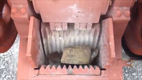 MINERAL PROCESSING METHOD OF THE WEEK - CRUSHING!!