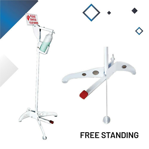 Sanitiser Stand