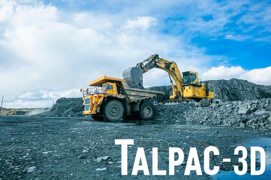 TALPAC-3D ONLINE TRAINING!!