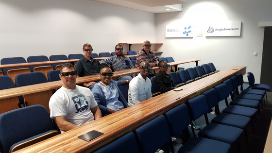 GROUP COURSE DELEGATES EXPERIENCE VR CENTRE!!