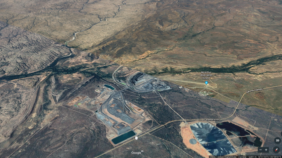 SHOWCASE ZINC MINE OF THE WEEK - MCARTHUR RIVER