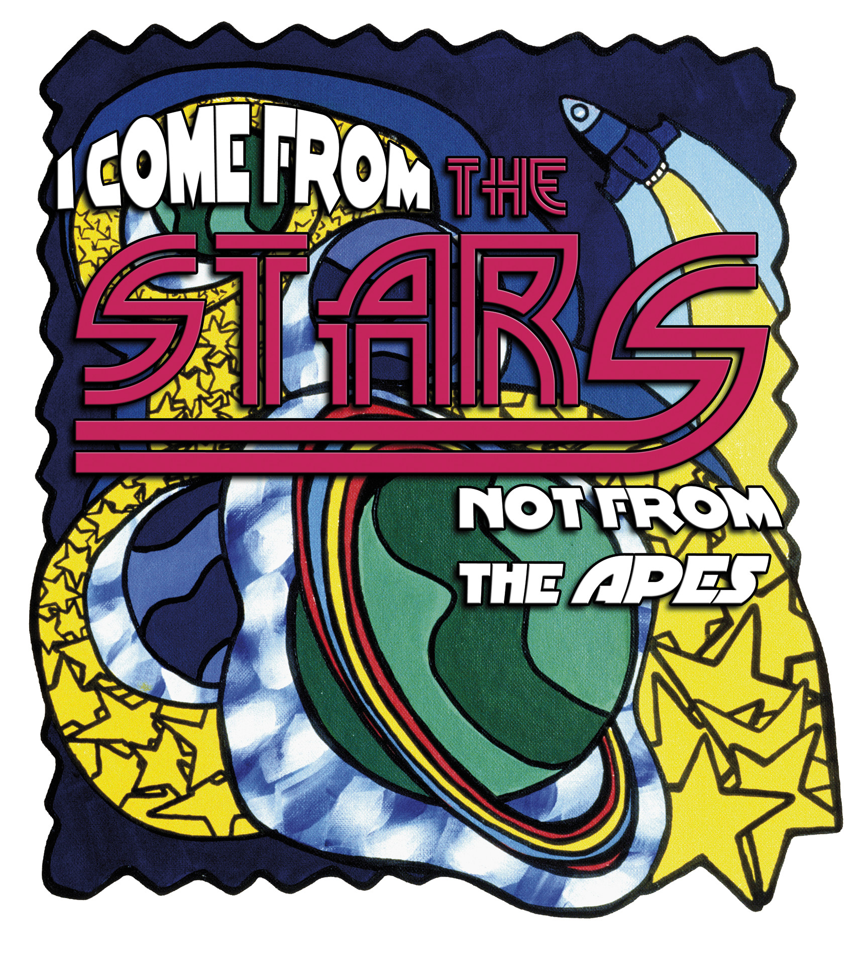 I Come from the Stars (poster)