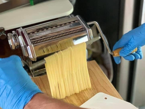 Home Made Fresh Pasta