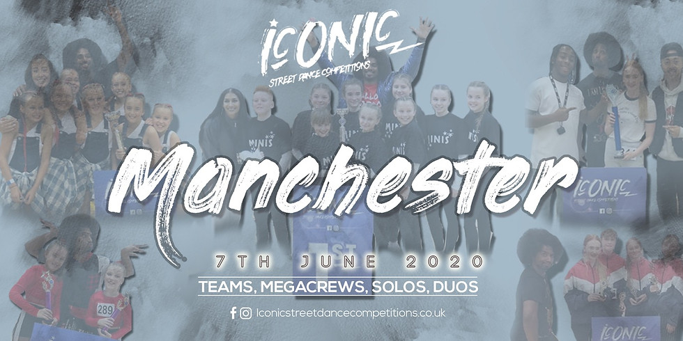 POSTPONED Manchester Competition 2020