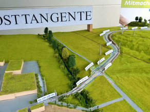 Osttangente - Bebauungsplan ist beschlossen