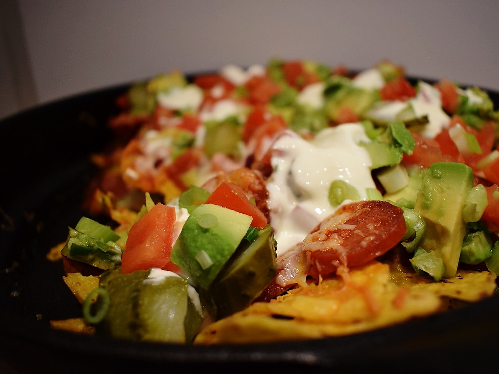 Friday Night Nachos