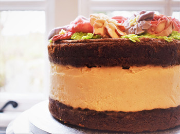 The Ultimate Birthday Carrot Cake
