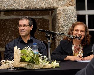 """Discurso no lançamento de """"Almas Feridas"""" de Suzete Fraga"""
