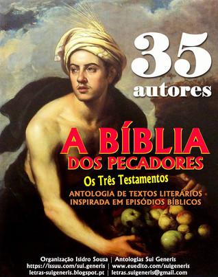 """Coletânea  """"A Biblia dos Pecadores"""" """"Os 3 testamentos"""""""