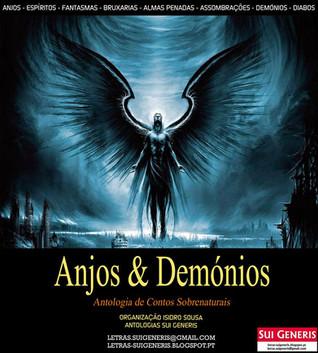 """Coletânea """"Anjos e Demónios"""""""