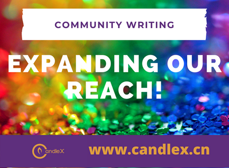 Community Writing | CandleX Projects