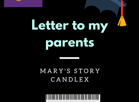Letters to parents | Exams and Social Life