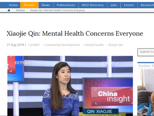 Xiaojie on China Development Brief | Interview Review