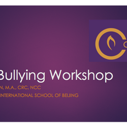 Event Review | Anti Bullying Workshop at CISB