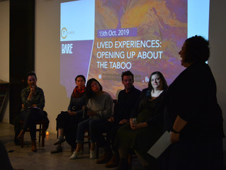 Event Review | Panel Discussion on Opening up About the Taboo
