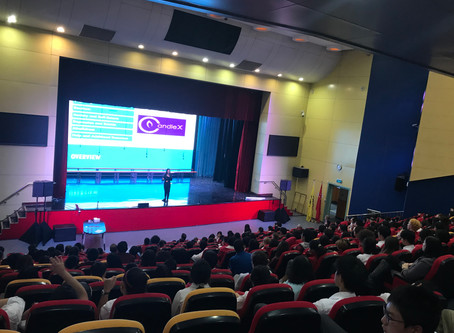 Mental health talk on CISB campus | Event Review