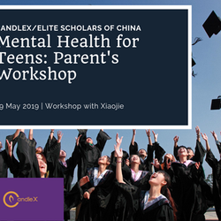Event Review | Parents' Workshop with Elite Scholars for China