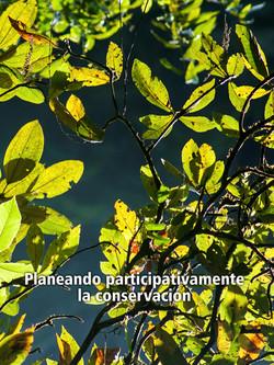 Caratula planeando participativamente la conservación WEB