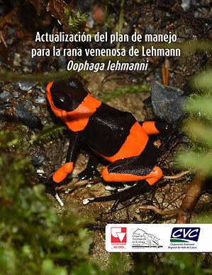 Actualizacion del plan de manejo para Oophaga lehmanni.jpg