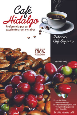 CAFÉ HIDALGO