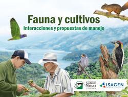 Cartilla fauna y cultivos - NATURA