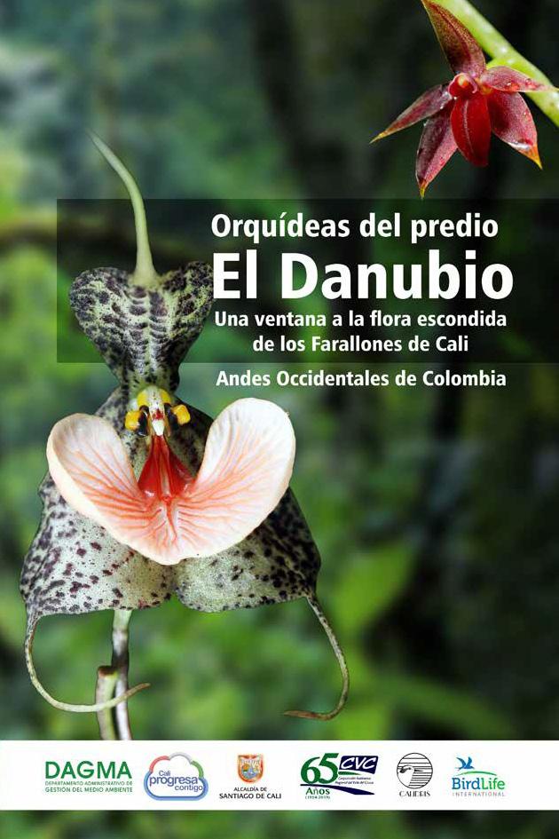 Guia de orquideas del Danubio