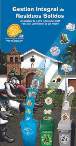 PLEGABLE MANOJO DE RESIDUOS