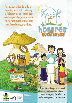 HOGARES SUTITUTOS