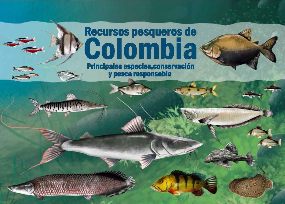 RECURSOS PESQUERO DE COLOMBIA
