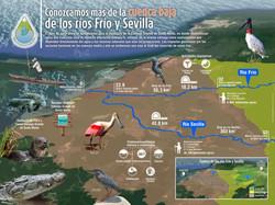Cuenca baja de los ríos Frío y Sevilla