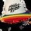 Thumbnail: Magg Dylan Rainbow Trucker Hat