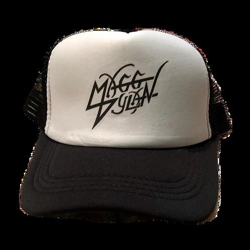 Magg Dylan Trucker Hat in Purple or Black
