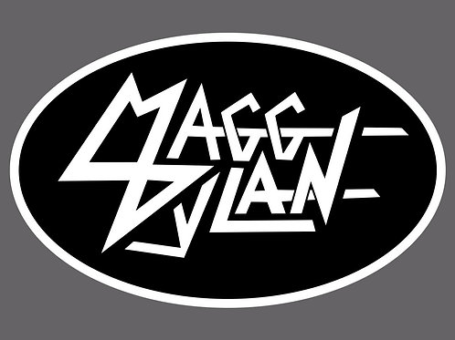 Magg Dylan Patch with heat sublimation logo