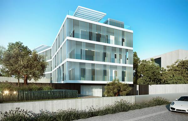 Lagonnisi apartments, Athens