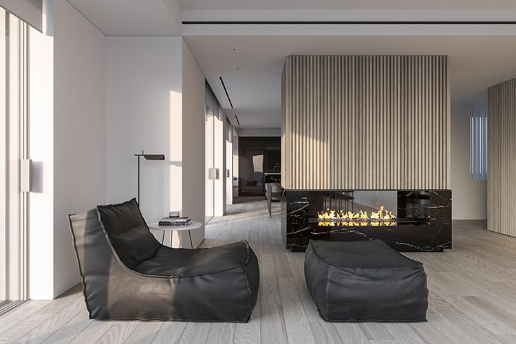 Penthouse apartment, Athens