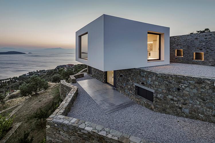 Marmari house, Evia