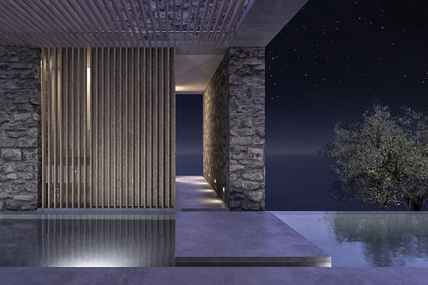 Crete house, Greece