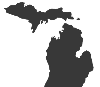 map-of-the-us-state-of-michigan-vector-2