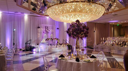 Guest Tables during Reception