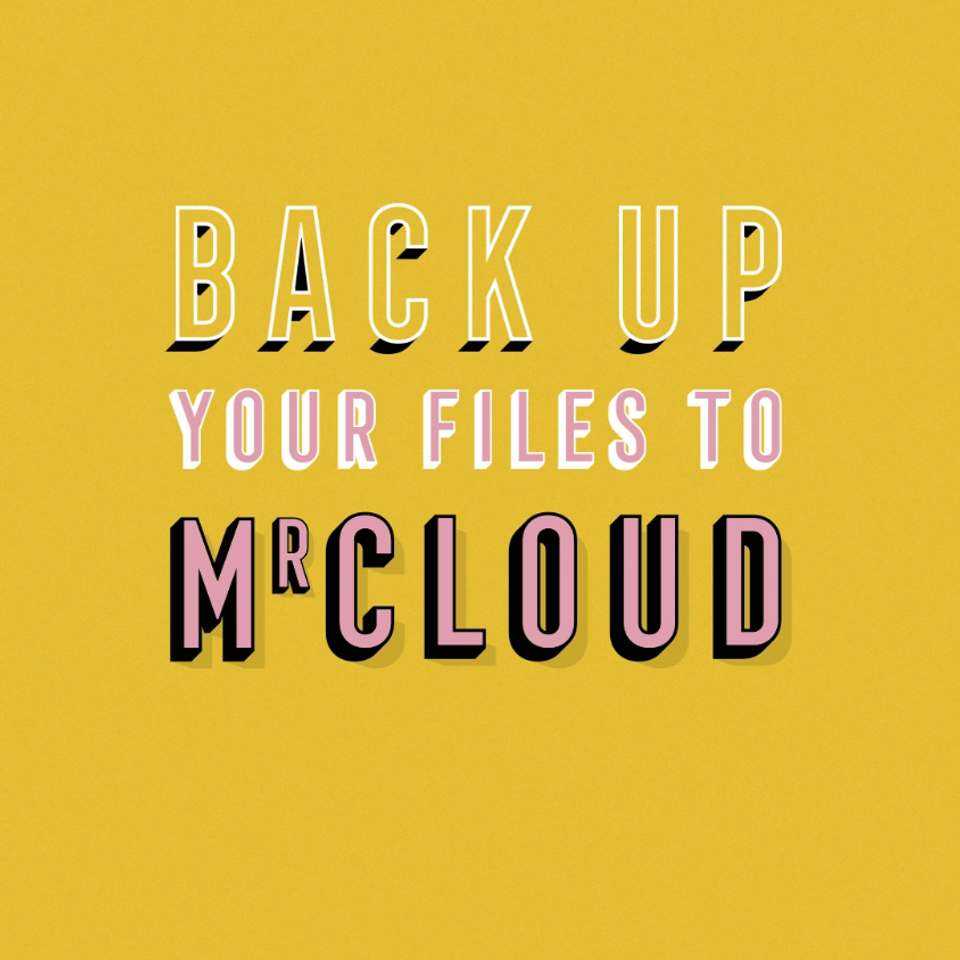 Mr. Cloud